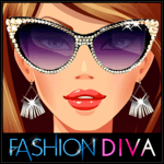 Fashion Diva: Dressup & Makeup for pc icon