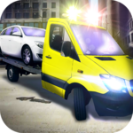 Tow Truck City Driving icon