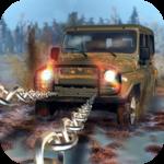 🚗UAZ 4x4 Offroad Simulator: Russian Truck Driver icon