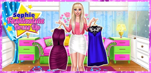 👗 Sophie Fashionista - Dress Up Game pc screenshot
