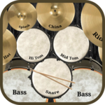 Drum kit (Drums) free for pc icon