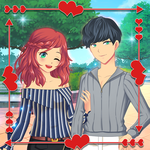 Anime Couples Dress Up Game icon