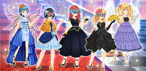 Anime Princess Dress Up pc screenshot