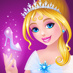 Cinderella Dress Up APK icon