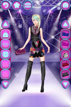 Fashion Show Dress Up Game APK screenshot 1