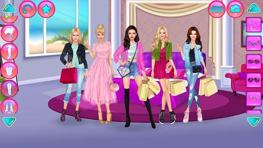 Girl Squad Fashion - BFF Fashionista Dress Up APK screenshot 1