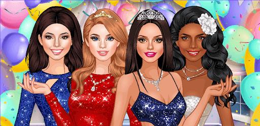 Prom Night Dress Up pc screenshot