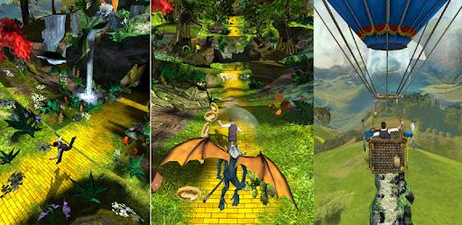 Runs Endless Prince in Jungle pc screenshot