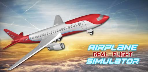 Airplane Real Flight Simulator 2017: Pro Pilot 3D pc screenshot