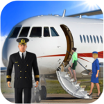 Airplane Real Flight Simulator 2017: Pro Pilot 3D icon