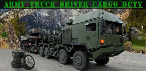 Army Truck Driving 3D Simulator Offroad Cargo Duty pc screenshot