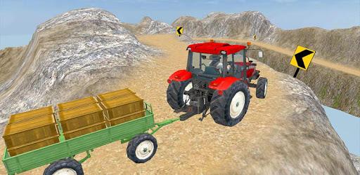 Tractor Driver 3D Farming Simulator pc screenshot