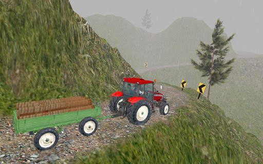 Tractor Driver 3D Farming Simulator APK screenshot 1