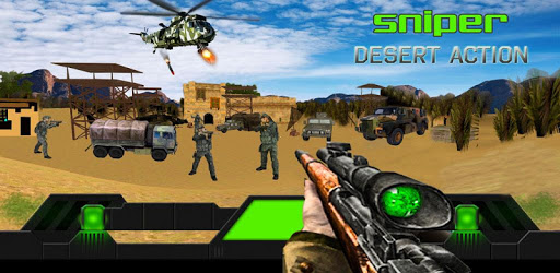 Sniper Desert Action pc screenshot