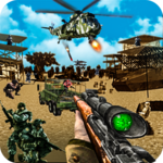 Sniper Desert Action for pc icon