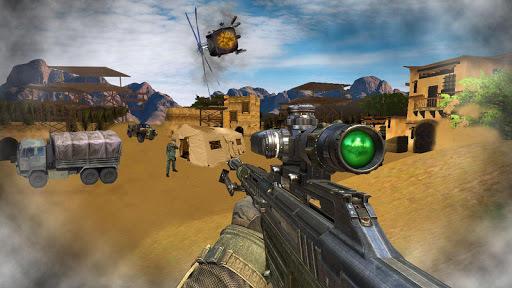 Sniper Desert Action apk screenshot 2