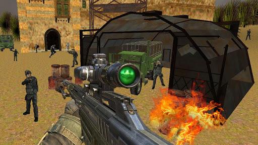 Sniper Desert Action apk screenshot 3