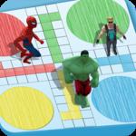 Ludo Super Hero - Pachisi game icon