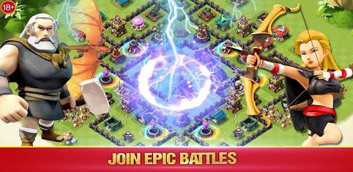 Era of War:Clash of epic Clans pc screenshot