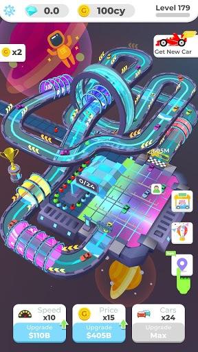 Idle Racing Tycoon-Car Games APK screenshot 1