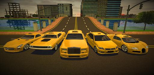 New York City Taxi Driver 3D: Taxi Sim 18 pc screenshot