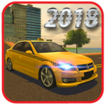New York City Taxi Driver 3D: Taxi Sim 18 icon