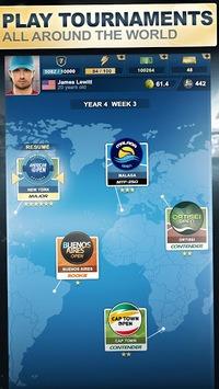 TOP SEED Tennis: Sports Management Simulation Game APK screenshot 1