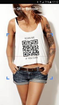 QR & Barcode Scanner APK screenshot 1