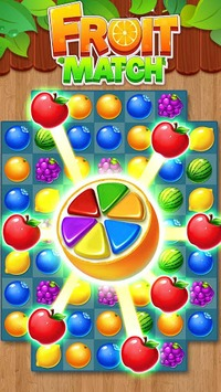 Fruit Match pc screenshot 1
