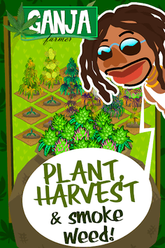 Ganja Farmer - Weed empire APK screenshot 1