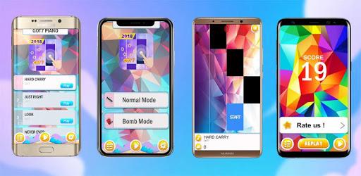 GOT7 Piano Tiles pc screenshot