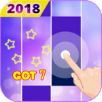GOT7 Piano Tiles for pc icon