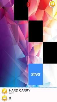 GOT7 Piano Tiles APK screenshot 1