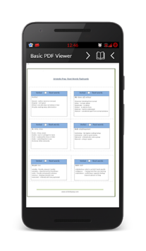 PDF Reader APK screenshot 1