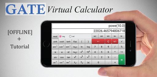 Gate Virtual Calculator pc screenshot
