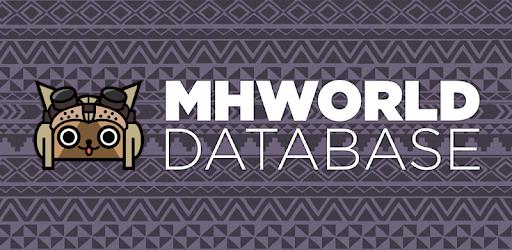 MHWorld Database pc screenshot