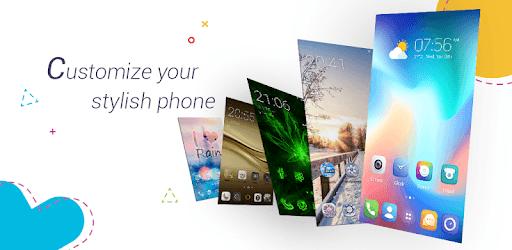 GO Launcher - 3D parallax Themes & HD Wallpapers pc screenshot