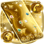 Golden Launcher for pc icon