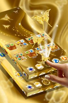 Golden Launcher APK screenshot 1