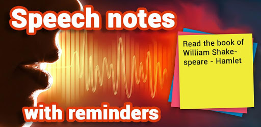 Voice notes - quick recording of ideas pc screenshot