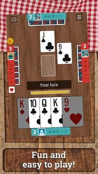 Euchre Free: Classic Card Game APK screenshot 1