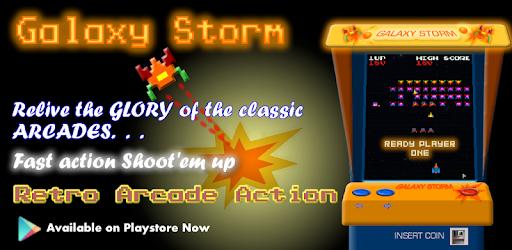 Galaxy Storm - Galaxia Invader (Space Shooter) pc screenshot