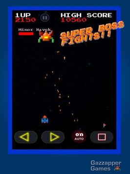Galaxy Storm - Galaxia Invader (Space Shooter) APK screenshot 1