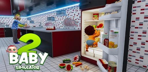 Virtual Baby Simulator - Junior Baby Care Game pc screenshot