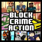 Gun Block Crime Action icon