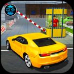 Advance Street Car Parking 3D: City Cab PRO Driver icon