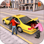 Drive Mountain City Taxi Car: Hill Taxi Car Games for pc icon