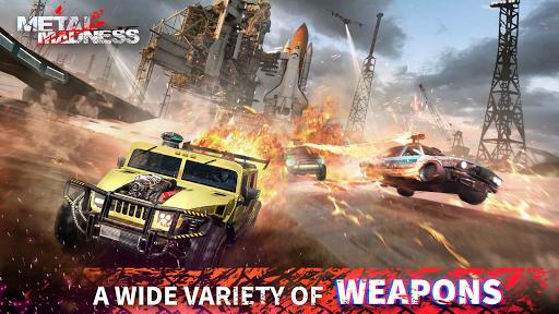 Metal Madness: PvP Shooter APK screenshot 1