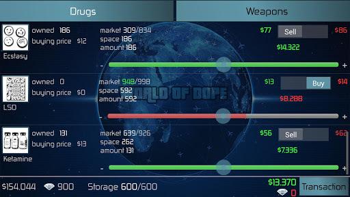 World of Dope APK screenshot 1