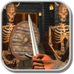 Old Gold 3D: Dungeon Quest Action RPG icon